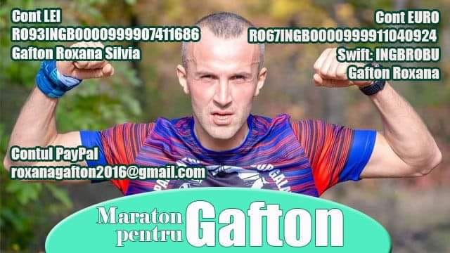 Maraton pentru Gafton sau despre puterea uneicomunități